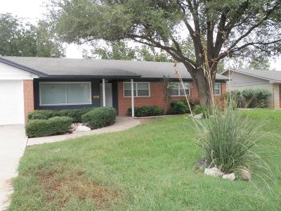 Midland Single Family Home For Sale: 2308 Gulf Ave