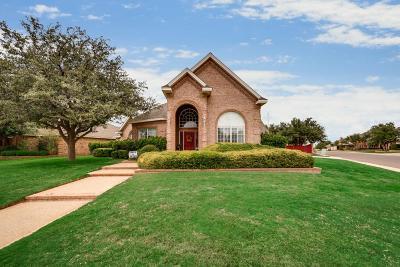 Midland Single Family Home For Sale: 4000 Baybrook Dr