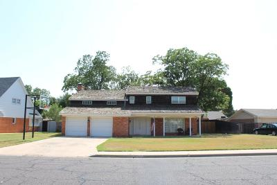 Midland Single Family Home For Sale: 3621 Imperial Ave