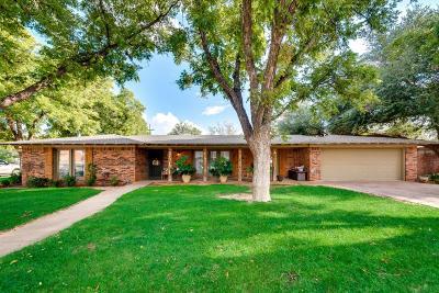 Midland Single Family Home For Sale: 901 Princeton Ave