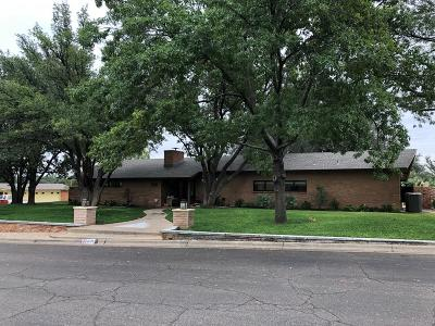 Midland Single Family Home For Sale: 2801 Sentinel Dr