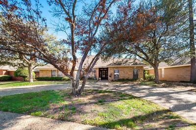 Midland Single Family Home For Sale: 1313 Brighton Place