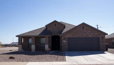 Midland Single Family Home For Sale: 5601 Champions Dr