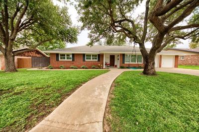 Midland Single Family Home For Sale: 2815 Cimmaron Ave