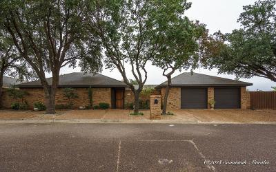 Midland Single Family Home For Sale: 2500 Quail Point