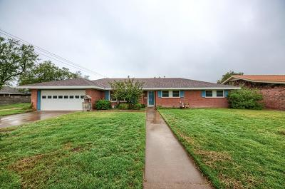 Midland Single Family Home For Sale: 1616 W Pine Ave