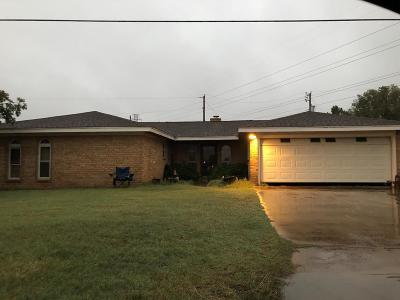 Midland Single Family Home For Sale: 1311 Pueblo