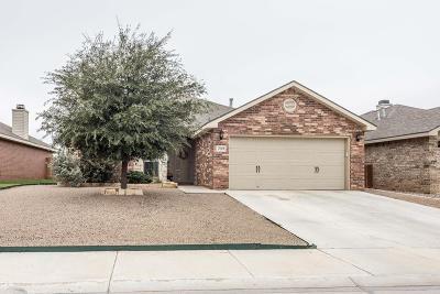 Midland Single Family Home For Sale: 709 Nolan Ryan Dr