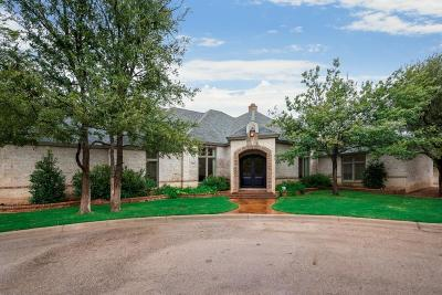 Midland Single Family Home For Sale: 5005 Mira Vista Circle