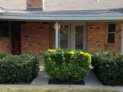 Midland Single Family Home For Sale: 3526 Humble Ave