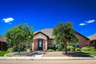Midland Single Family Home For Sale: 5816 Sabine Dr