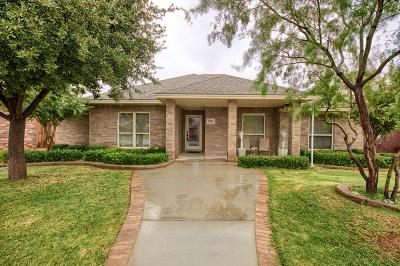 Midland Single Family Home For Sale: 5904 Pedernales