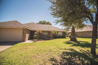 Midland Single Family Home For Sale: 4413 St Andrews Dr