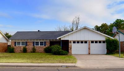 Midland TX Single Family Home For Sale: $229,000