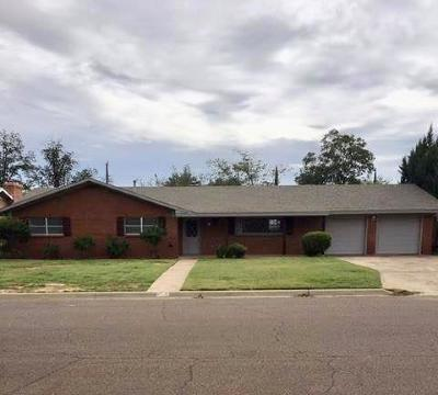 Midland TX Single Family Home For Sale: $446,500