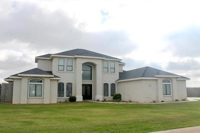 Odessa TX Single Family Home For Sale: $799,900