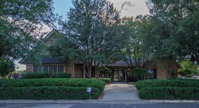 Midland Single Family Home For Sale: 5009 Caroline Court