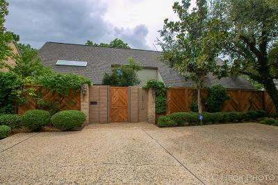 Midland Single Family Home For Sale: 2511 Sinclair Ave