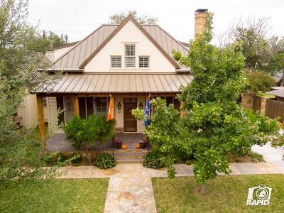Midland Single Family Home For Sale: 904 Harvard Ave