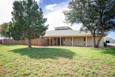 Midland Single Family Home For Sale: 7800 S County Rd 1265