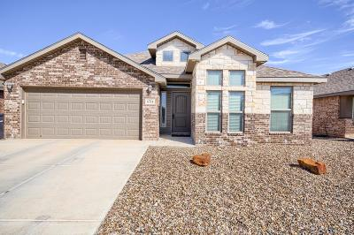 Midland Single Family Home For Sale: 6714 Cowboy Dr.