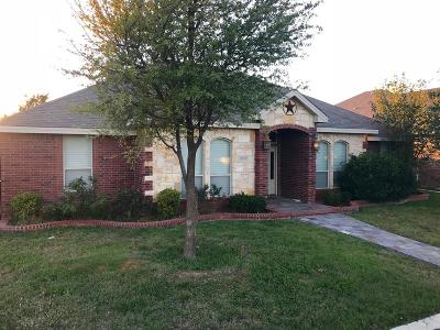 Midland Single Family Home For Sale: 5005 Crista Lane
