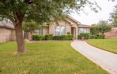 Midland Single Family Home For Sale: 5409 Los Patios