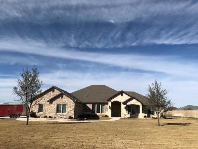 Midland Single Family Home For Sale: 7305 E County Rd 112