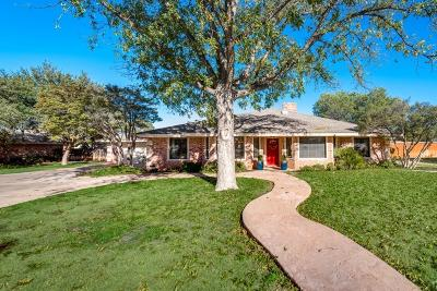 Odessa TX Single Family Home For Sale: $450,000