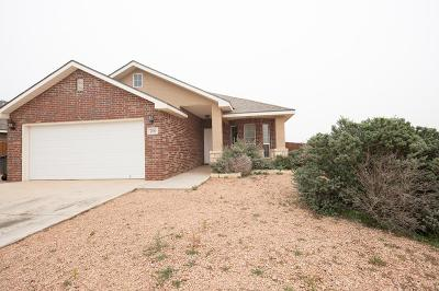 Midland Single Family Home For Sale: 700 Legends Blvd