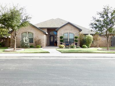Midland Single Family Home For Sale: 5709 Camino Reale