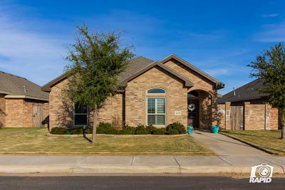 Midland Single Family Home For Sale: 4408 Guadalupe