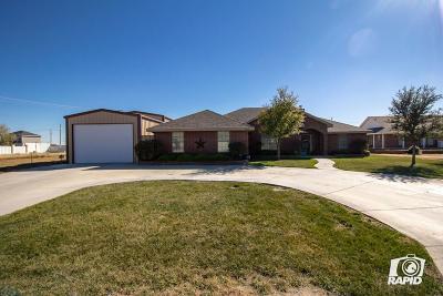 Midland Single Family Home For Sale: 1814 Pueblo