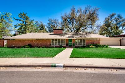 Midland Single Family Home For Sale: 1705 Cuthbert Ave
