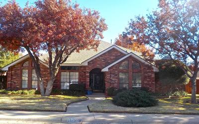 Midland Single Family Home For Sale: 5512 Newcastle Dr