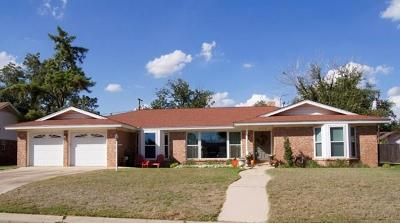 Midland Single Family Home For Sale: 3204 Stanolind Ave