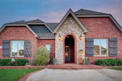 Midland Single Family Home For Sale: 5313 Quicksand Cove