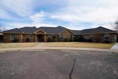 Midland Single Family Home For Sale: 5201 Pinon Court