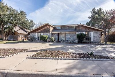 Midland Single Family Home For Sale: 4015 Angelina Dr