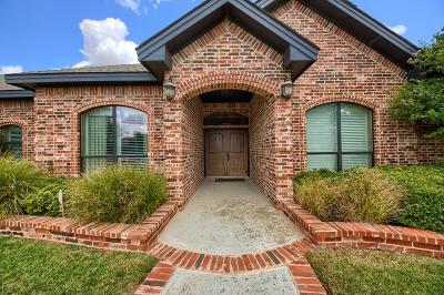 Midland Single Family Home For Sale: 6312 Prairie Ridge