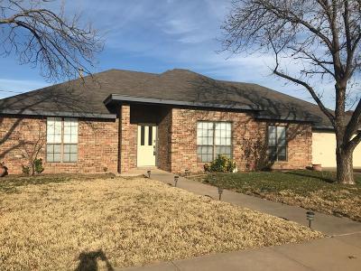 Midland Single Family Home For Sale: 3604 Oakmont Dr