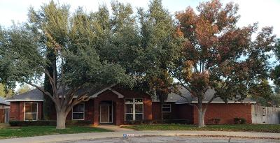 Midland Single Family Home For Sale: 4000 Radcliff Court