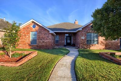 Midland Single Family Home For Sale: 5408 Rio Grande Ave