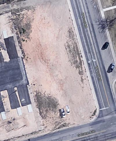 Odessa Residential Lots & Land For Sale: Tbd S Crane Ave
