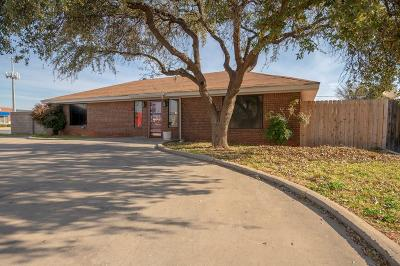 Midland Single Family Home For Sale: 4201 Thornberry