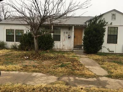 Midland Single Family Home For Sale: 600 W Cuthbert Ave