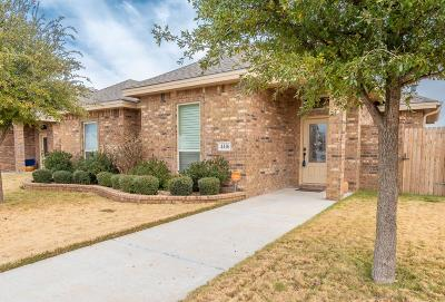 Midland Single Family Home For Sale: 4416 Guadalupe