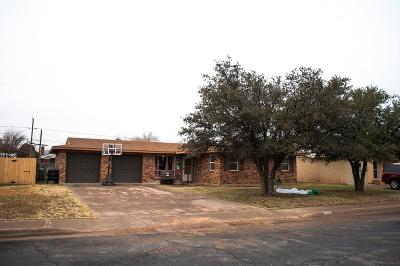 Midland Single Family Home For Sale: 4416 Monty Dr