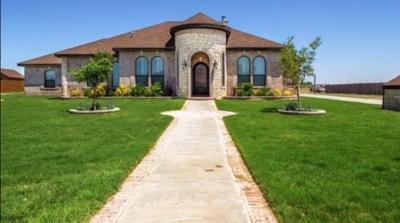 Midland Single Family Home For Sale: 2100 Evans Lane