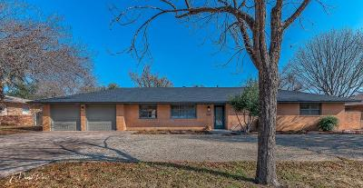 Midland Single Family Home For Sale: 2006 Western Dr